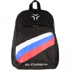 Ruksak LANCAST-SLOVAKIA backpack black