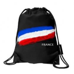 Vrecko na prezúvky LANCAST FRANCE gymbag