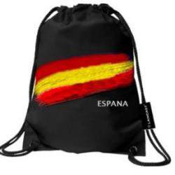 Vrecko na prezúvky LANCAST SPAIN gymbag