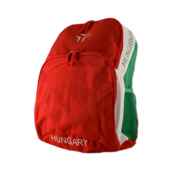 LANCAST HUNGARY backpack white