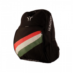 LANCAST HUNGARY backpack black