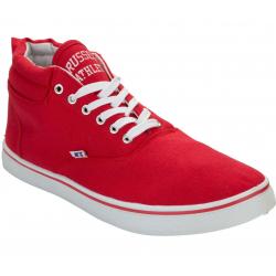 Pánska rekreačná obuv RUSSELL ATHLETIC-Mid Cut Red