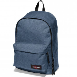 EASTPAK OUT OF OFFICE-double denim