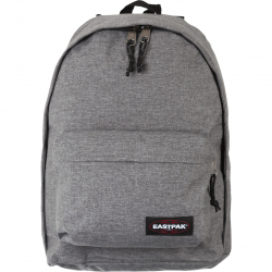 EASTPAK OUT OF OFFICE-sunday grey