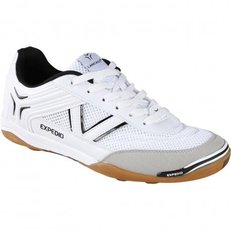 Pánská sálová obuv Lancast EXPEDIO II white-black