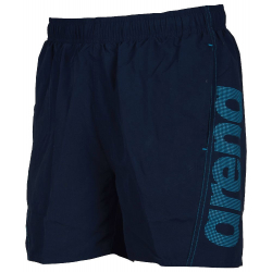 Pánske plavky ARENA-Fundamentals Arena logo boxer Blue