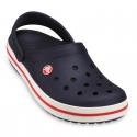 Kroksy (rekreačná obuv) CROCS-CROCBAND - NAVY - Dámske a pánske sandále značky Crocs.