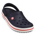Rekreační obuv CROCS-Crocband - NAVY - Dámské a pánské sandály značky Crocs.