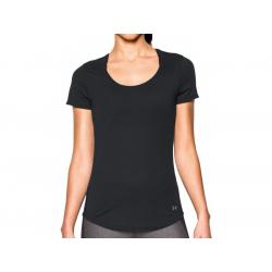 Dámske tréningové tričko s krátkym rukávom UNDER ARMOUR-Charged NLS SS