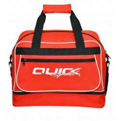 Cestovná taška QUICK SPORT Futbal bag JR red