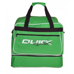 Cestovná taška QUICK SPORT Futbal bag JR green