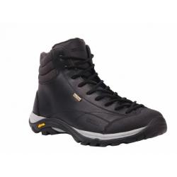 Turistická obuv vysoká REGATTA Le Florian High Black/Dark grey
