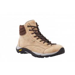 Turistická obuv vysoká REGATTA Le Florian High Light brown/Brown