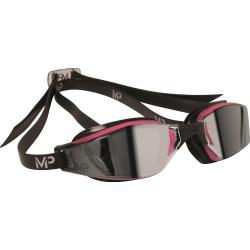 Plavecké okuliare MP XCEED LADY verspiegeltes Glas-pink/schwarz