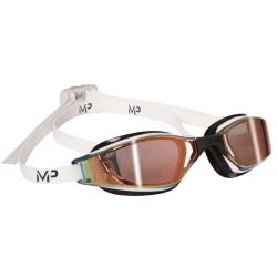 Plavecké okuliare MP XCEED multi-layerversp. Glas-weiss/schwarz