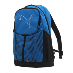 PUMA-Echo Backpack Electric Blue Lemonad