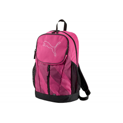 PUMA-Echo Backpack Fuchsia Purple