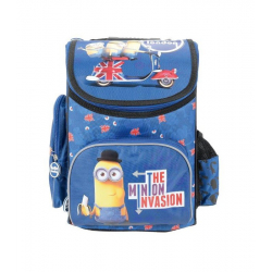 JFK Backpack 16´´ Minions III Navy