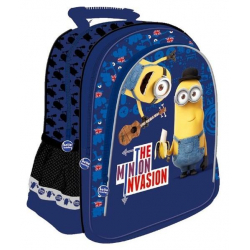 Ruksak JFK Backpack 15´´ Minions IV Navy