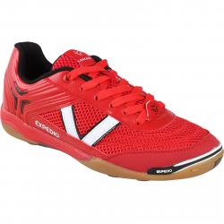 Juniorská halová obuv LANCAST EXPEDIO II. Jr red-white