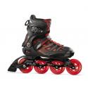 Pánske fitness kolieskové korčule FILA SKATES-GHIBLI 90 BLACK/RED - Pánske in-line korčule značky Fila.