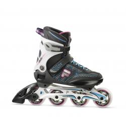 Dámske fitness kolieskové korčule FILA SKATES-HELIX LADY BLACK/LILLA/MAGENTA