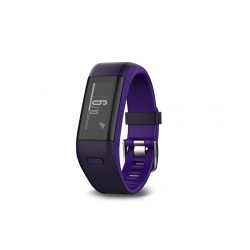 GARMIN vívosmart HR + GPS, Purple
