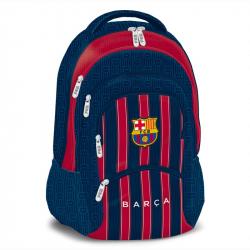 Školský ruksak FC BARCELONA FCB COL Plecniak 477 5komorový MIR BLK