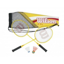 Badmintonová raketa WILSON-JUNIOR BADMINTON KIT