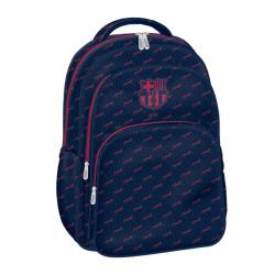 Školský ruksak FC BARCELONA FCB DRK Plecniak 476 3komorový MIR BLK A
