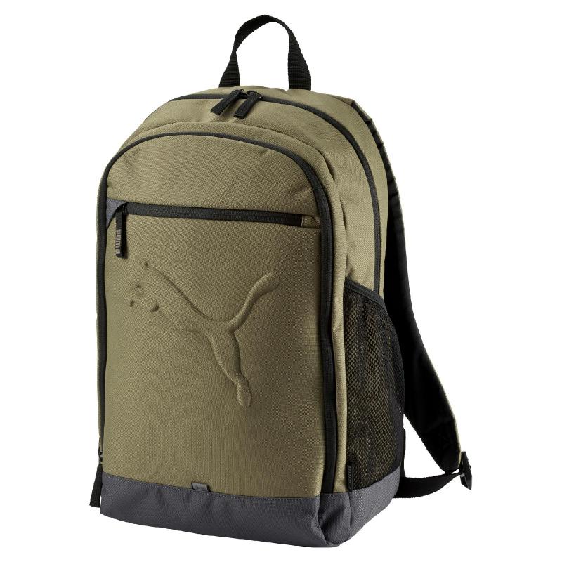 Ruksak PUMA-Buzz Backpack Burnt Olive - 6e3c76a5b6764