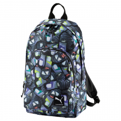 PUMA-Academy Backpack Dark Shadow-outsol