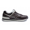 NEW BALANCE-ML574LUA Dark brown