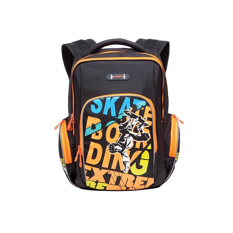 bc6966334c Školský ruksak GRIZZLY-RB-630-2 2 Batoh - Školský batoh značky