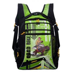 Školský ruksak GRIZZLY RB-631-1/1 Batoh