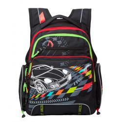 Školský ruksak GRIZZLY RB-631-2/1 Batoh