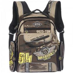 Školský ruksak GRIZZLY RB-631-4/1 Batoh
