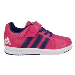 Dievčenská rekreačná obuv ADIDAS-LK Trainer 7 EL K BOPINK/UNIINK/FTWWHT