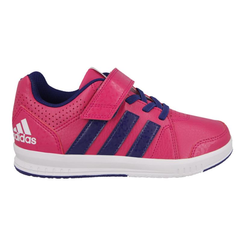 8afe789f660b7 Dievčenská rekreačná obuv ADIDAS-LK Trainer 7 EL K BOPINK/UNIINK/FTWWHT