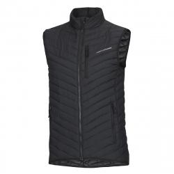 Pánska turistická vesta NORTHFINDER-FRASIER black