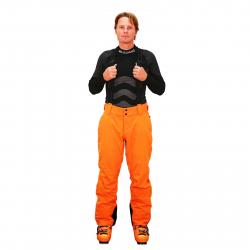 BLIZZARD Performance Pants Orange