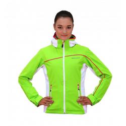 BLIZZARD BLIZZARD Viva Power Jacket, green/white/pink