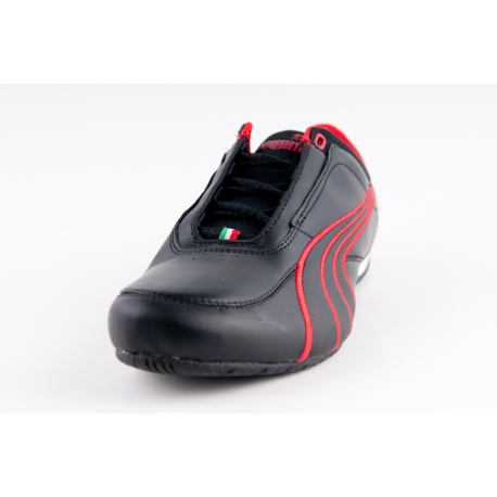 PUMA-Drift Cat 4 SF black-rosso corsa-white -