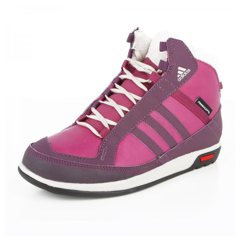 cbb5cc89a99 Dámska zimná obuv vysoká ADIDAS-CHOLEAH SNEAKER PL -