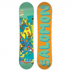Snowboard SALOMON-TEAM