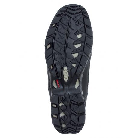 SALOMON-WASATCH WP black/asphalt/thyme -