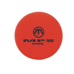 MPS-Loptička hokejball soft orange BL