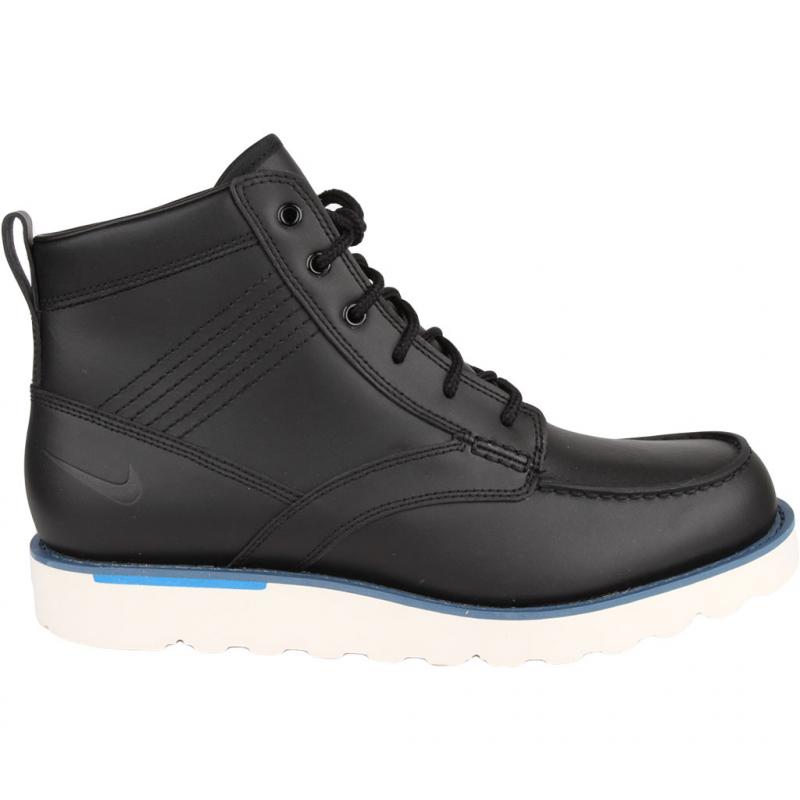 5792f7084854 Pánska vychádzková obuv NIKE-NIKE KINGMAN LEATHER - Športové členkové  topánky NIKE Kingman LEATHER v