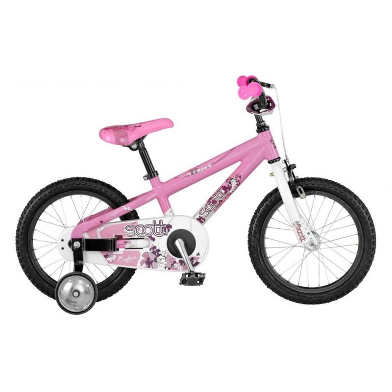 ea0b3d6e72a17 Detský bicykel SCOTT-Contessa jr 16 -