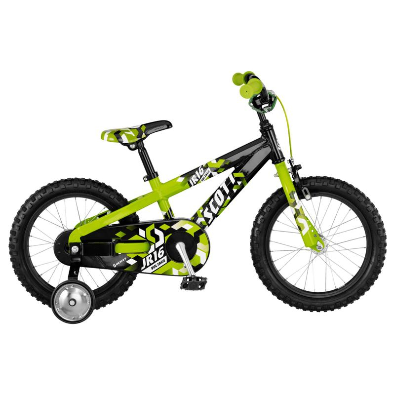 a6eeee65f8981 Detský bicykel SCOTT-Voltage jr 16 -